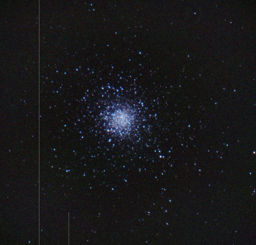 M5 door de Sutherland Las Cumbres 1m telescoop