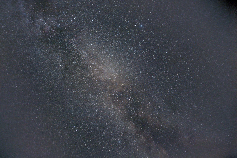 De Melkweg zien in Nederland