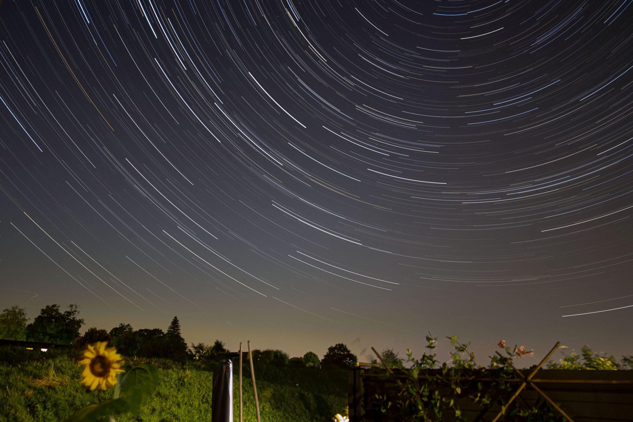 Bescheiden beginnen met astrofotografie